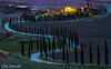 toscana4R-14 (Stanislav Don Simon) Tags: agro castle cloud fog italy sky sunrise sunset true tuscany деревня дерево закат замок италия небо облака пашня поле рассвет тоскана