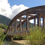 Marquartstein - Ortsmitte (17) - Die alte Betonbrücke über die Tiroler Ache thumbnail
