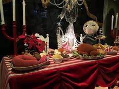 Julskyltning NK 2017 (Per Olof Forsberg) Tags: skinka kalkon korv mat virkad julskyltning kompaniet nordiska jul alexander fanny nk