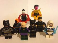 DC's Forever Evil (David$19) Tags: lego legodc dc dccomics foreverevil lexluthor catwoman batman captaincold sinestro blackadam deathstroke bizzaro legocustomminifigures legocustom customminifigures superheroes supervillains legodcsuperheroes legodcsupervillains
