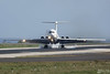 Rada Airlines --- Ilyushin Il-62MGr --- EW-450TR (Drinu C) Tags: adrianciliaphotography sony dsc rx10iii rx10 mk3 mla lmml plane aircraft aviation il62 freighter cargo radaairlines ilyushin il62mgr ew450tr