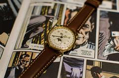 Movado Astrograph restoration (Tkafetzis) Tags: montrevintage movado astrograph celestograph vintagewatche