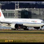 B777-39L/ER | Air China | B-2087 | FRA thumbnail
