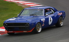 John Shoesmith - Chevrolet Camaro a (Boris1964) Tags: 2005heritagegrandtourers brandshatch