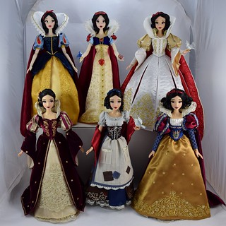 Six of the Fairest - Snow White Limited Edition 17 Inch Dolls