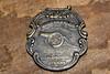 Orange Rifle Powder (twm1340) Tags: laflinrand powder company ny newyork medal medallion metal hercules