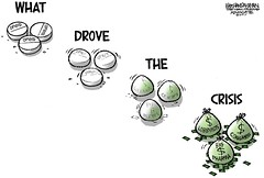Opioid Crisis (DES Daughter) Tags: opioids usa lobbying drugs drugmoney bigpharma cartoon
