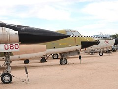 "Convair B-58A Hustler 4 • <a style=""font-size:0.8em;"" href=""http://www.flickr.com/photos/81723459@N04/26483866359/"" target=""_blank"">View on Flickr</a>"
