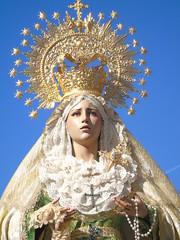 María Santisima de la Paz y Esperanza (Cofradeus) Tags: alcaladehenares paz esperanza turismo españa semanasanta soledad dolor dolores dolorosa