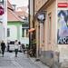 The streets of Cesky Krumlov
