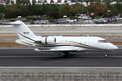 N1CP (SoCalSpotters) Tags: canadair challenger605 bombardier socalspotters n1cp cpaviation cl60 kbur burbank