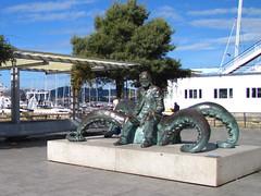 Vigo, Spain - IMG_8435a (Captain Martini) Tags: cruise cruising cruiseships royalcaribbean navigatoroftheseas vigo spain galicia vigoroyalyachtclub realclubnautico