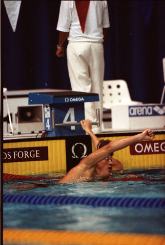 080 Swimming EM 1993 Sheffield