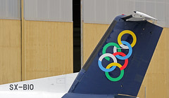SX-BIO LMML 11-11-2017 (Burmarrad (Mark) Camenzuli) Tags: airline olympic air aircraft bombardier dash 8102a registration sxbio cn 330 lmml 11112017