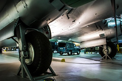 Duxford IWM (aquanout) Tags: vehicle aeroplane museum aviation
