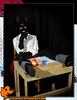 Joy of Sunfire - Set 15 - Trick or Treat 1110180 (joyofsunfire) Tags: ponyplay petplay ponygirl petgirl humanpony mare joy halloween uniform latex costume cosplay fetish fetishmodel latexmodel ponyboots leather lycra spandex skintight catsuit latexhooves hoofboots set15 trickortreat