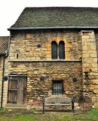 29827 (benbobjr) Tags: lincoln lincolnshire midlands eastmidlands england english uk unitedkingdom gb greatbritain britain british highstreet lincolnhighstreet stmarysguildhall guildhall stmary erminestreet fosseway lincolncivictrust norman medieval ruins house home johnogauntsstables stable stables johnofgauntsstables johnofgaunt johngaunt normanhouse limestone tworanges vaultedundercrofts courtyard townhouse kinghenryii kinghenry henryii churchhall chamferedplinth bracketedsquarelouvredopening woodenmullions sibthorpstreet greatguildofstmary moathouse bluecoatschool charityschool school education gradeilistedbuilding gradei listedbuilding scheduledancientmonument winestorage cityoflincolncouncil lucas'sbuilders stpeteratgowtsparishhall ccsibthorp