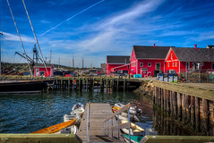 Beautiful Luneburg (Kev Walker ¦ 7 Million Views..Thank You) Tags: bluenose boats building canada canon1855mm canon700d clouds colonialsettlement colorfull digitalart fairhavenpeninsula hdr historic lunenburg novascotia panorama panoramic picturesque postprocessing ship town water waterfront worldheritagesite