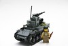 M3 Stuart (ModernBrix) Tags: m3 stuart lego modernbrix allies world war two wwii ww2 tracked vehicle tank united states military army moc build modern brix