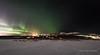 Storm's beginning (Traylor Photography) Tags: alaska beginning houses landscape winter nature pottermarsh noctography hillside sewardhighway panorama southanchorage frozen anchorage