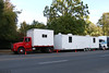 Film crew unusual truck 3 (Canadian Pacific) Tags: toronto ontario canada canadian truck lorry film crew movie shoot making hollywoodnorth semi trailer semitrailer 2017aimg3286 yongestreet mount pleasant cemetery mt production