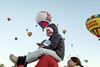 2017_Balloon Fiesta_#0025 (Hero32) Tags: 2017 albuquerque autumn balloonfiesta camera fujifilm fujifilmxt1graphitesilveredition fall fuji fujixt1 gapyear graphitesilver hero heroliao interchangeablecamerabody photography roadtrip sky travel usa xt1 xtrans morning newmexico travelphotography hot airballoon fly unitedstates us
