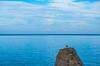 orizzonte (fabiocalcaterra) Tags: orizzonte natura mare cielo sky photo foto fujifilm fuji fujixt20 xt20