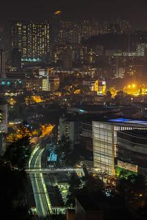 Nikon D5 AFs 70-200 f/2.8 Hong Kong Lung Cheung Road Lookout 龍翔道觀景台