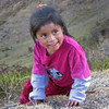 Smile and the world smiles with you. Pisac - Perú (Lewitus) Tags: pisac ruins children colors 2006
