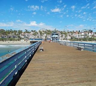 San Clemente Pier, CA 2017