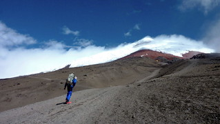 Cotopaxi, a Hard Night's Day