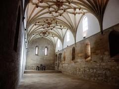 Refectorio del Monasterio de Veruela. (Eduardo OrtÍn) Tags: monasterio veruela vera refectorio zaragoza aragón