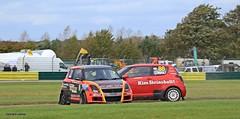 J78A0568 (M0JRA) Tags: rally cross cars racing tracks grass roads woods british people spectators croft raceways