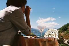 CNV000023 (mashamplyeyeva) Tags: film 35mm filmphotography italia italy varenna lakecomo love beauty sun summer bae streetphotography glasses glass drinks lunch pranzo view coctail canoneos300 sigma35mm