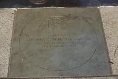 Sgt Thomas Mottershead V.C.  D.C.M. Royal Flying Corps (Barry Miller _ Bazz) Tags: canon halton widnes park medal dcm victoriacross thomasmottershead ww1