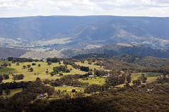 Hargraves Lookout, Blue Mountains (voeuxphotography) Tags: tourism lookout hargraves outdoors nature scenery mountains trees green australia nsw bluemountains landscape