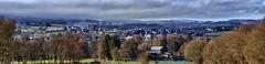 Vue sur vielsalm de Ville-du-bois (RenaudWarnotte) Tags: vielsalm villedubois eglise panorama hdr