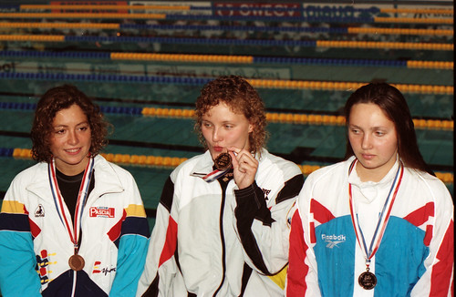 096 Swimming EM 1993 Sheffield