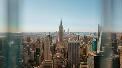 2990 (Panda1339) Tags: technicolour 28mm usa summiluxq nyc newyorkcity architecture leicaq empirestatebuilding skyline topoftherock rockfellerbuilding hallucinogenic