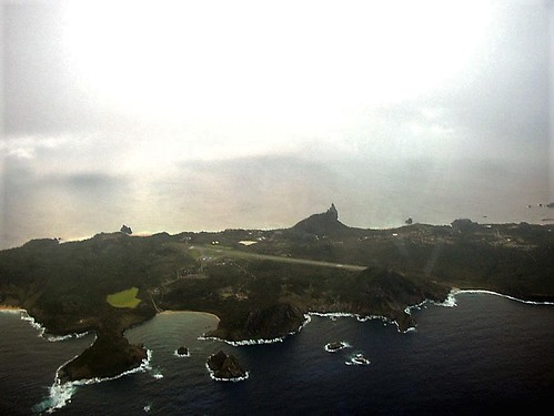View of Fernando de Noronha