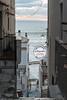 Peschici - vista dal centro storico sul mare (MoJo0103) Tags: italia italien italy puglia apulien gargano peschici