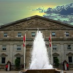 Ottawa Ontario - Canada - Rideau Hall - Residence of Governor General thumbnail