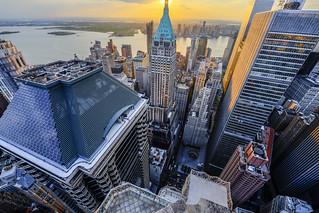 Skyscrapers City