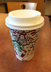 2017 YIP Day 306: First holiday cup