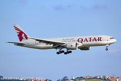 A7-BBI (renanfrancisco) Tags: qatar qatarairlines qtr qr a7bbi oneworld boeing boeing777 boeing777200 777 777200 boeing777200lr landing pouso gru sbgr gruairport guarulhosairport aeroporto airport airlines aeropuerto morrinho spotting