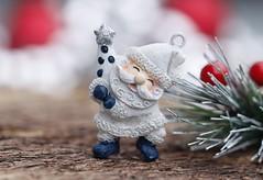 Whimsical Santa (kkirby864) Tags: santa christmas december1st holidays tistheseason ornament decorations whimsical fun cute cheery