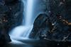 Waterfall, Glen Lyon (GlasgowPhotoMan) Tags: glenlyon riverlyon romanbridge fortingall perthshire benlawers water waterfall river slowshutter movingwater movement longexposure canon canon5dmkiii scotland highlands autumn fall