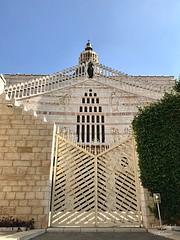 2 - Angyali üdvözlet temploma / Bazilika Zvestovania