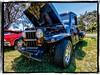 Willys (Thunder1203) Tags: cars classiccars customcars hdr hotrods luminar rosebudrockfest topazstudio aurorahdr willys jeep ononephotoraw