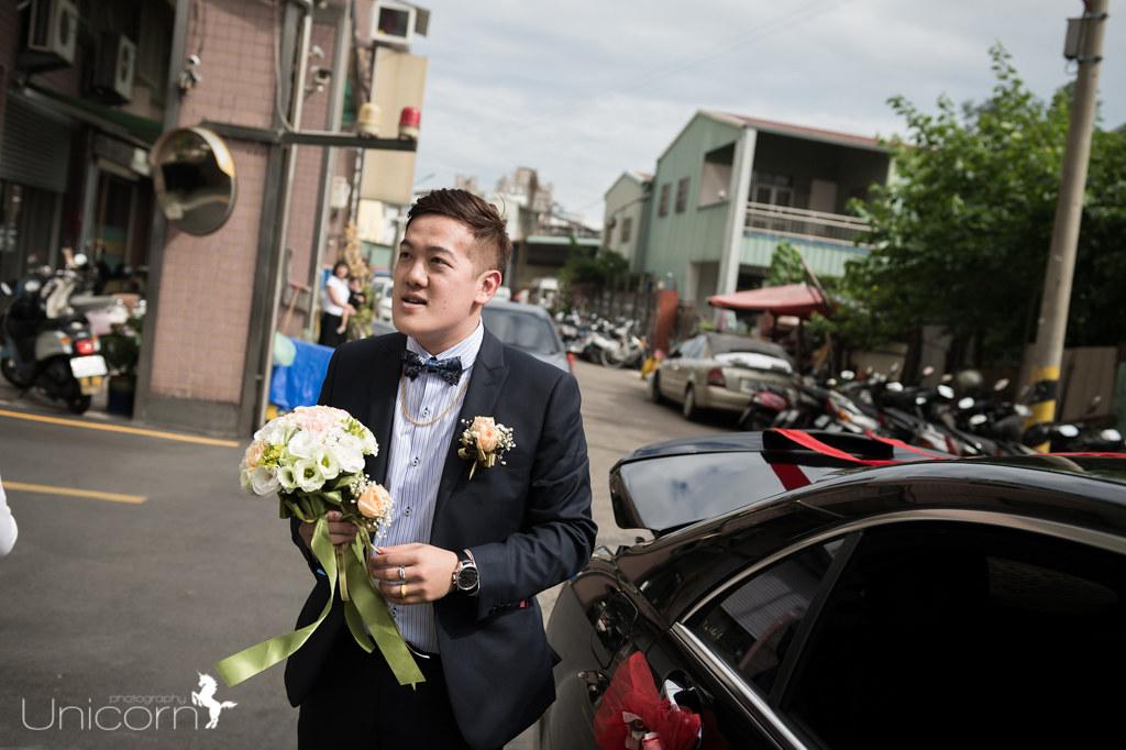《婚攝一条》尚龍 & 宜靜 / 全國大飯店